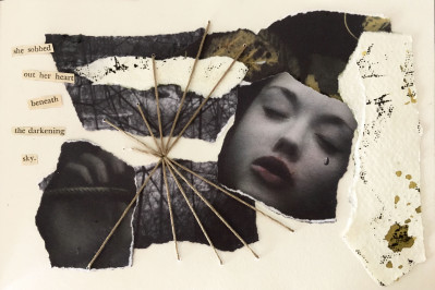 Thelma van Rensburg - She sobbed out her heart beneath the darkening sky