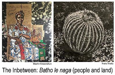 The InBetween: Batho le naga