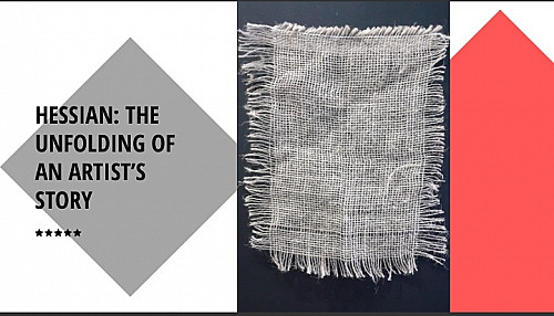 HESSIAN: THE UNFOLDING OF AN ARTIST'S STORY
