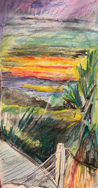 Sunset, Kommetjie