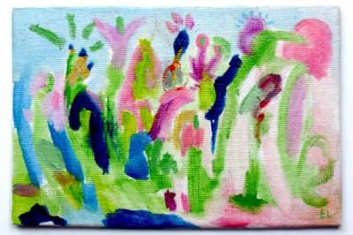 Cross-Pollination iii