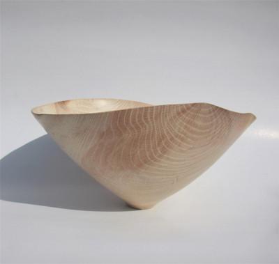 Wood Vessel #1