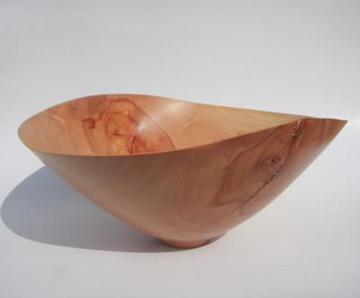 Wood Vessel #8