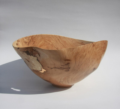 Wood Vessel #12