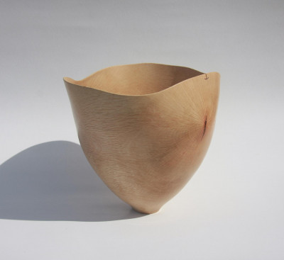 Wood Vessel #14