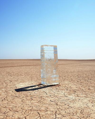 Untitled II - Ice Block Series
