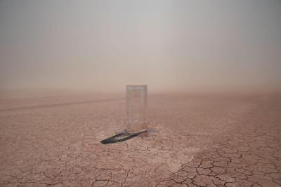 Untitled III - Ice Block Series