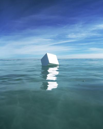 Untitled XI - Ocean Series