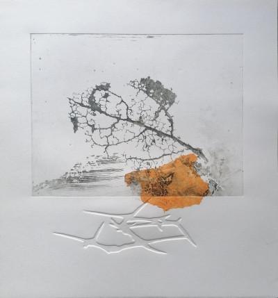 Shards 1/9 EV (framed)