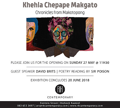 """Khehla Chepape  Makgato - Chronicles of Makotopong - Memories of a Village That Raised Me"""