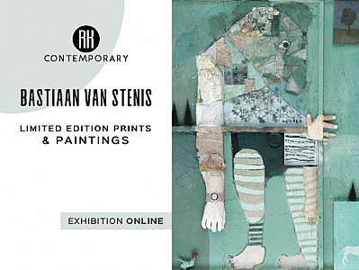 Bastiaan van Stenis - Prints and Paintings