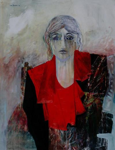 Masquerade 2 Sad Woman