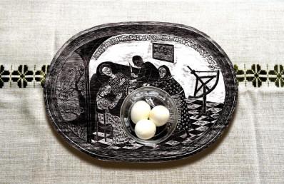 Birthing Tray - Eggs