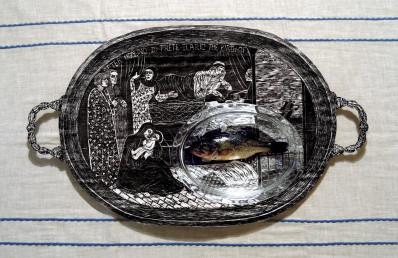 Birthing Tray - Fish