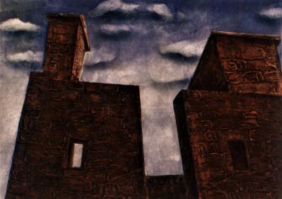 Watchtower, Fort Frazer