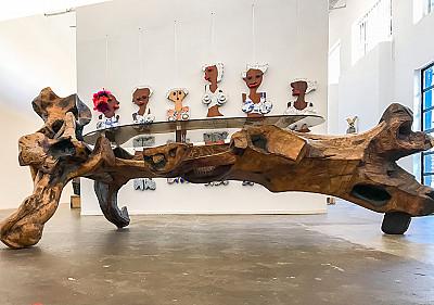 Sculptures (1993 – 2018) | DR. LILIAN NABULIME