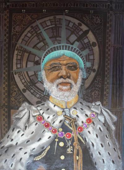 King Paul (Gilroy)