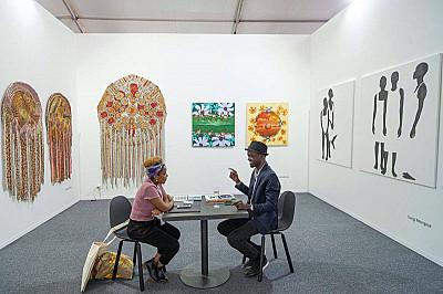 Latitudes Art Fair 2019