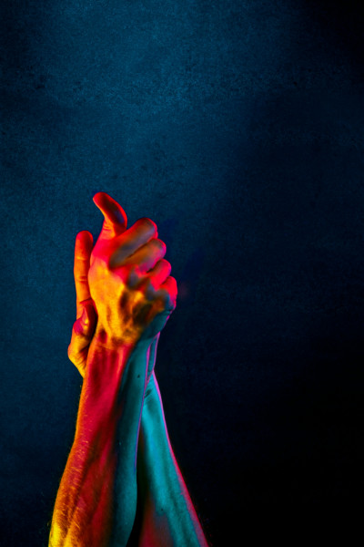 Study V (Holding Hands Series)