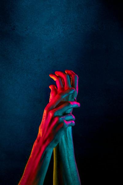Study VI (Holding Hands Series)