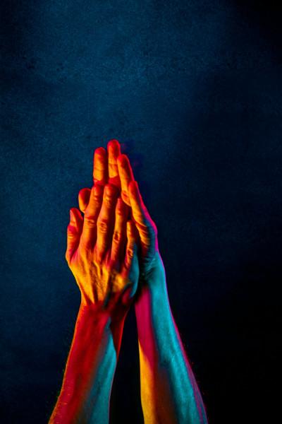 Study VIII (Holding Hands Series)