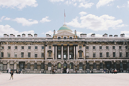The Art Newspaper: 'Somerset House to dig into its colonial past' By Gareth Harris