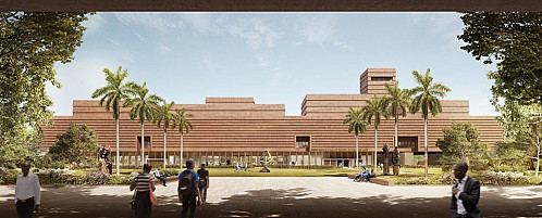 Artnet News: 'Starchitect David Adjaye's Museum of West African Art in Nigeria Will Be Literally Built Into the Ruins of the Former Benin Palace' By Naomi Rea