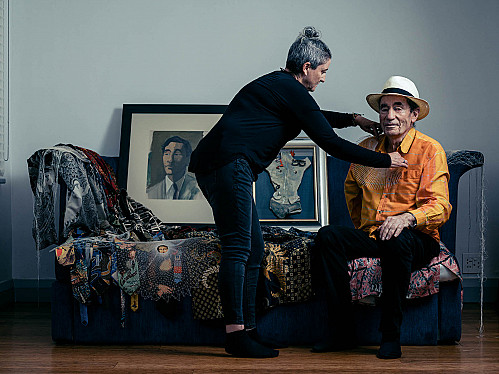 Bernard Brand has been working withKim Lieberman on her photographic series 'Still Life l Essential Objects'