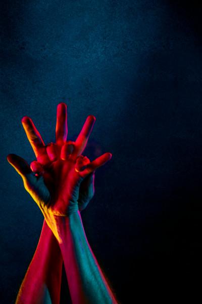 Study XXII (Holding Hands Series)