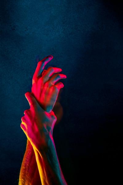 Study XXV (Holding Hands Series)