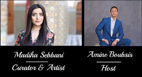 Madiha Sebbani Interviewed By Amine Boubsis for MVOICE Radio