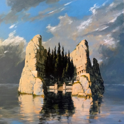 Isle of the Dead (Homage to Böcklin)