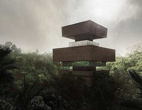 Hyperallergic: 'An Eco-conscious Museum Will Sprout From a Logged Rainforest in Mexico'