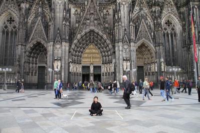 Square Performance I (Köln, Germany)