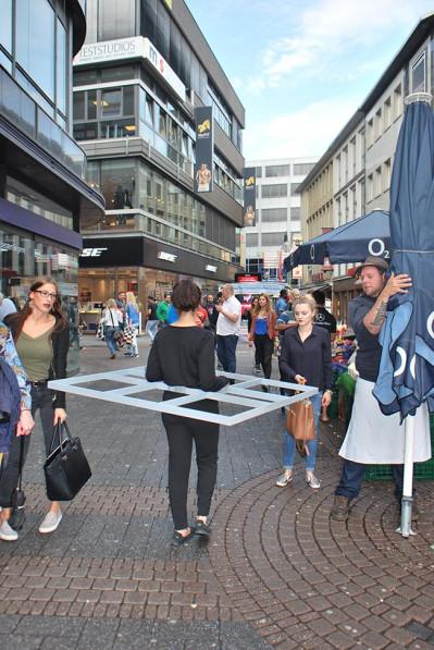 Squared Performance II (Köln, Germany)