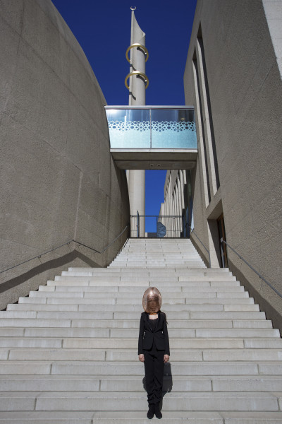 Stairs (Still from Performance in Germany)
