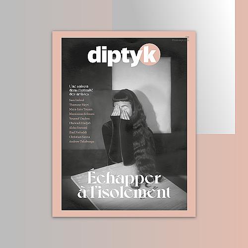 Madiha Sebbani Featured in Diptyk Magazine #55
