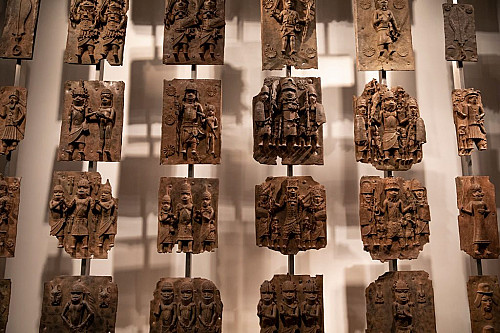 Artnet: 'Western Museums Are Finally Reconsidering Their African Collections...'