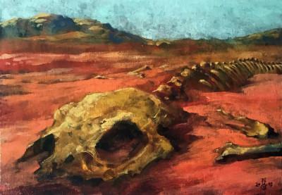 Fossil Landscape I