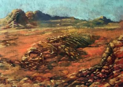 Fossil Landscape II