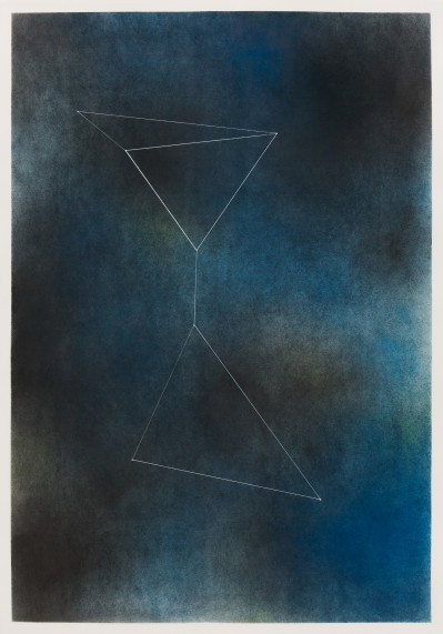 Untitled #8, (Boundary layers series)