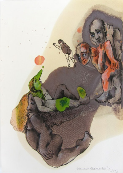 Untitled (Alter Egos series)