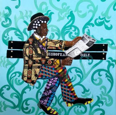 Marcas de Um Passado. Series: Mu Njila Dikanga (Caminhando)