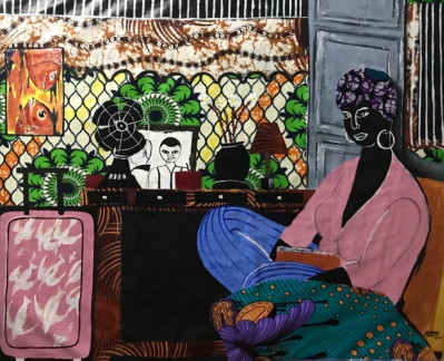 Refletir Luanda