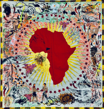 Fantastic African Union. Série: Thinking about Africa's future