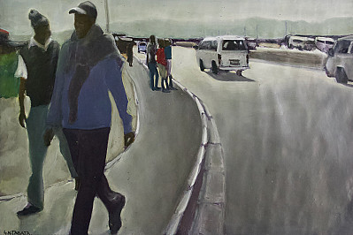 Revering The Ordinary - An Exhibition of Paintings by Gerald Tabata