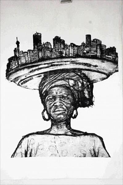 Township art tribute to women