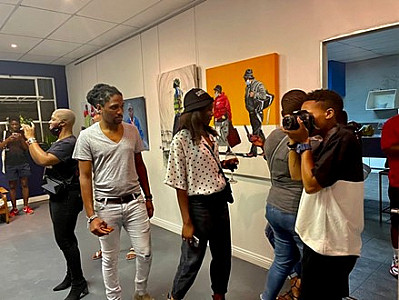 Changing The Narrative: Mashumi Art Thrusting the Spotlight on Painters of Our Time